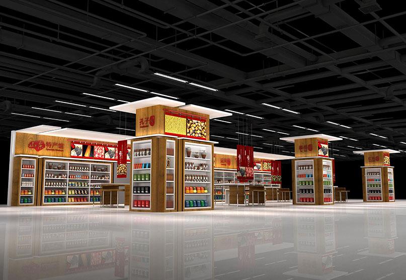 超市装饰装潢